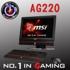 MSI AG220 龍魂電競AIO