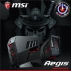 MSI AEGIS神盾宙斯霸氣登場,VR實境的好夥伴