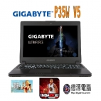 GIGABYTE P35W V5燒機與遊戲溫度測試